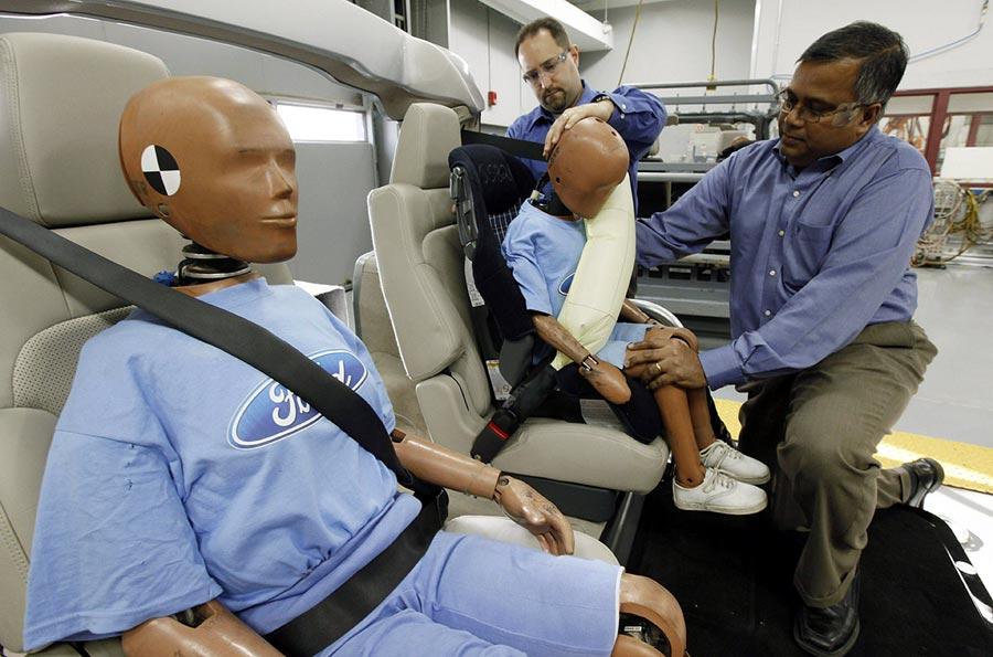 airbag-cinturón-ford