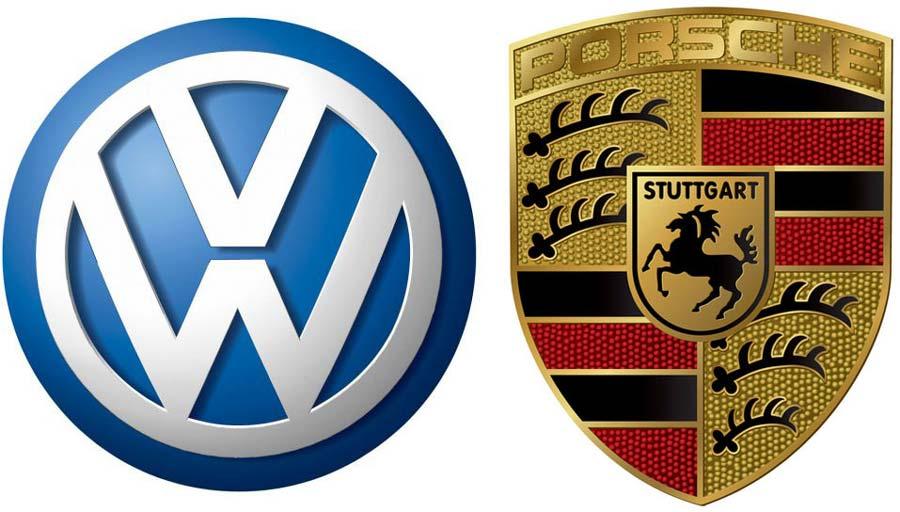vw-porsche-logos