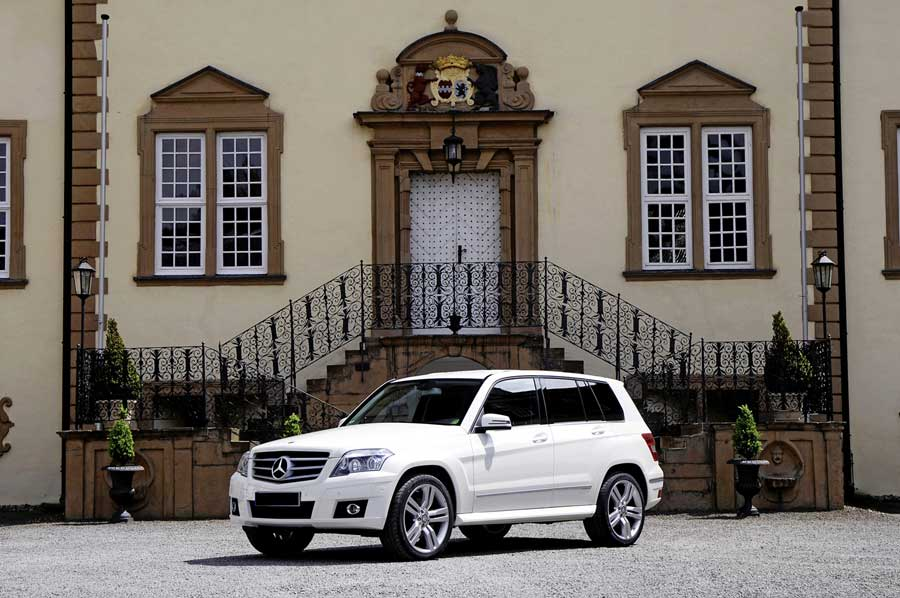 mercedes-benz-GLK-City