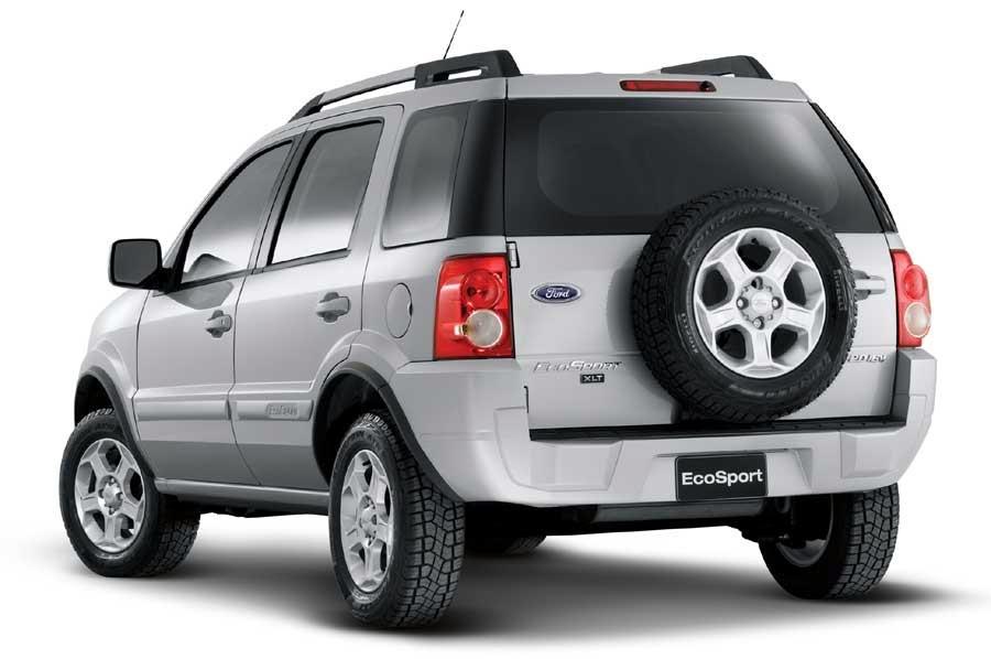 Ford Ecosport Versi N 2010 A La Venta Desde