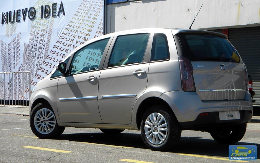 Nuevo fiat idea strada doble cabina y motores e torq for Fiat idea adventure 2011 precio argentina