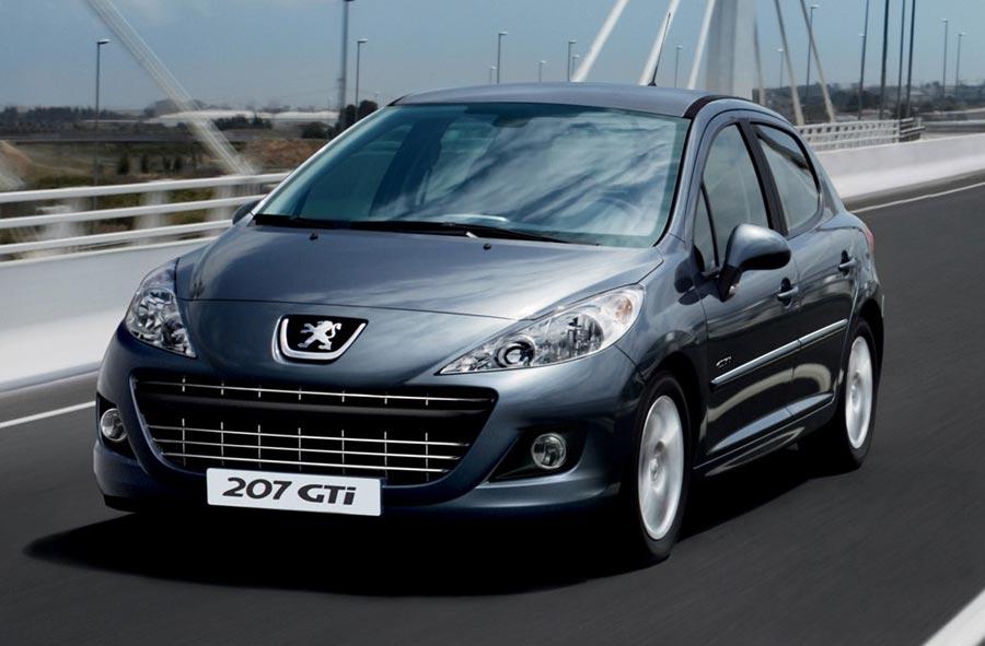 Peugeot 207 Gti  A La Venta Desde   114 000