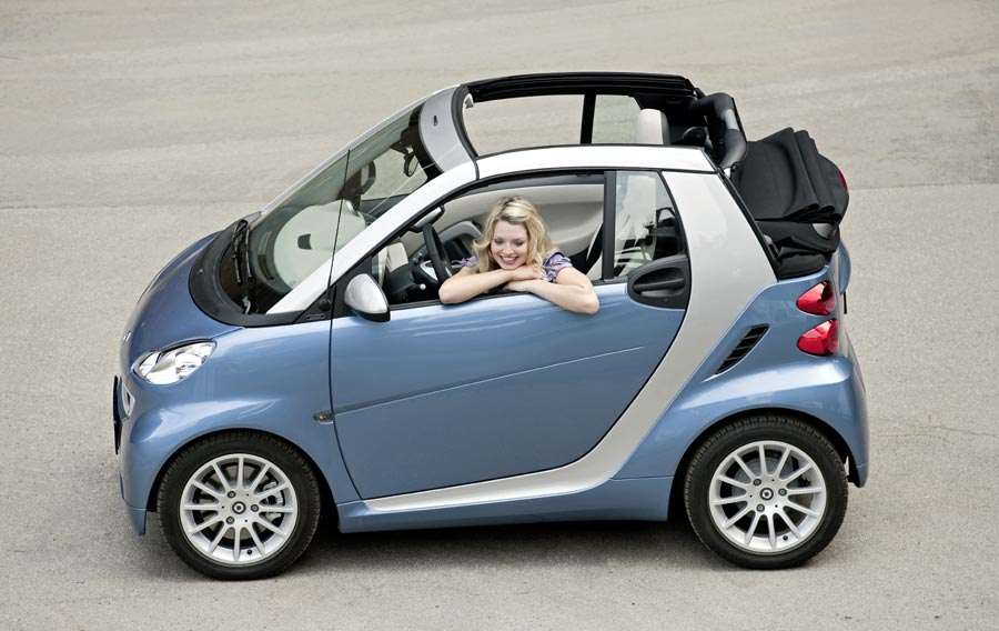 smart fortwo ya se vende en la argentina. Black Bedroom Furniture Sets. Home Design Ideas