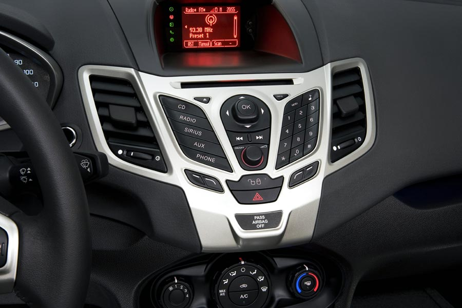 Ford Present El Nuevo Fiesta Kinetic Design A