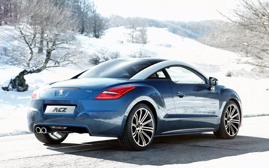 peugeot rcz la joya del le n en argentina. Black Bedroom Furniture Sets. Home Design Ideas