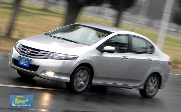 Test drive: Honda City