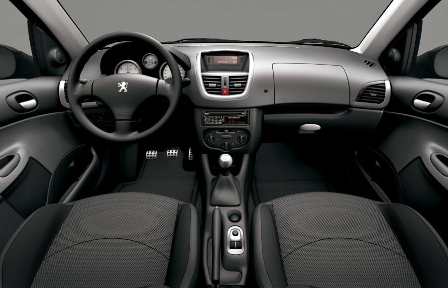 Peugeot hoggar en argentina precios gama y equipamiento for Peugeot 207 interior