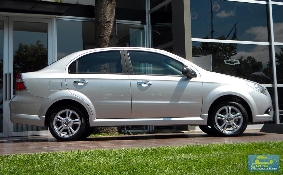 Chevrolet Aveo G3 Ya Se Vende En Argentina Precios Confirmados
