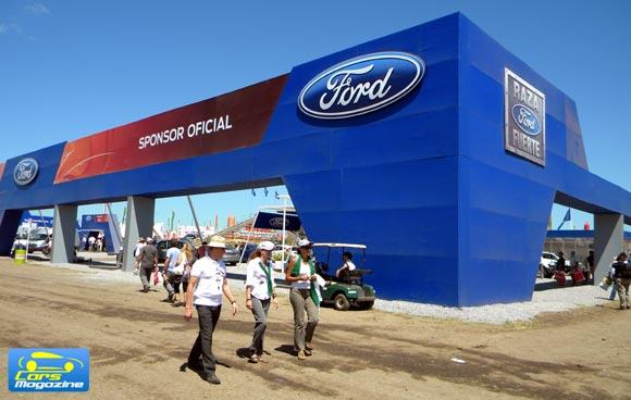 Expoagro Stands : Ford argentina será otra vez sponsor oficial de expoagro