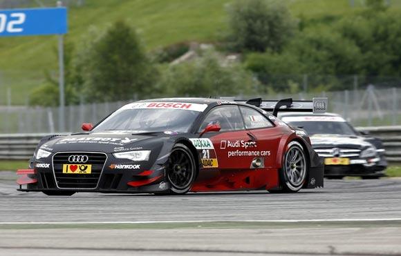 Audi DTM Mortara