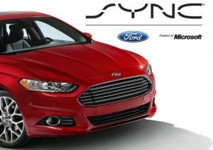 Ford Destinos SYNC
