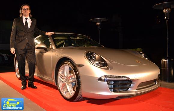Gustavo Gioiga Porsche