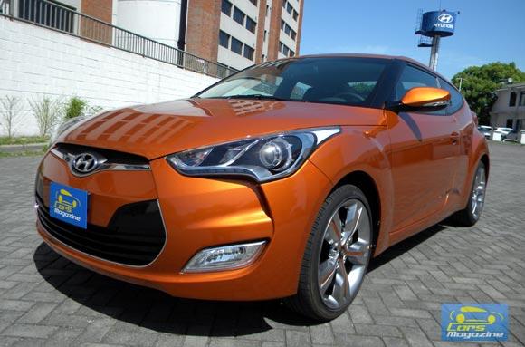 Hyundai Veloster Argentina