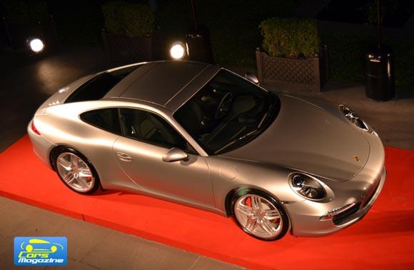 Porsche 911 Argentina
