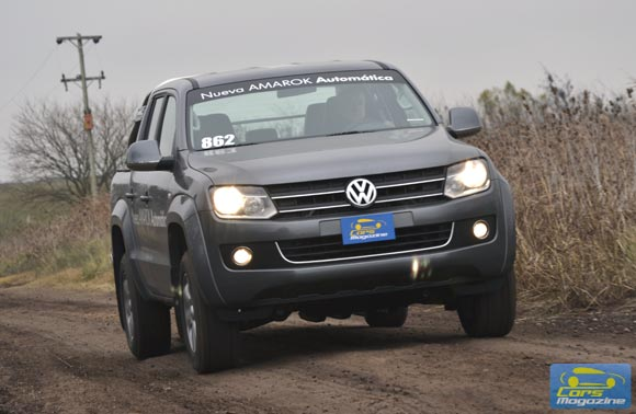 Volkswagen Amarok Automátca