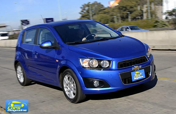 Prueba Chevrolet Sonic