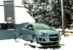 Chevrolet Winter Tour