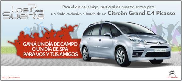 Citroën Día del Amigo