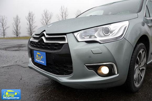 Prueba Citroën DS4