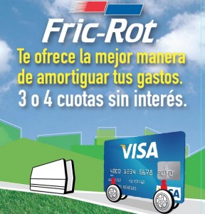Fric Rot Visa