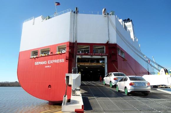 Honda City Exportación