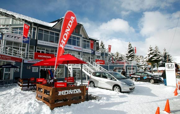 Honda Winter 2012