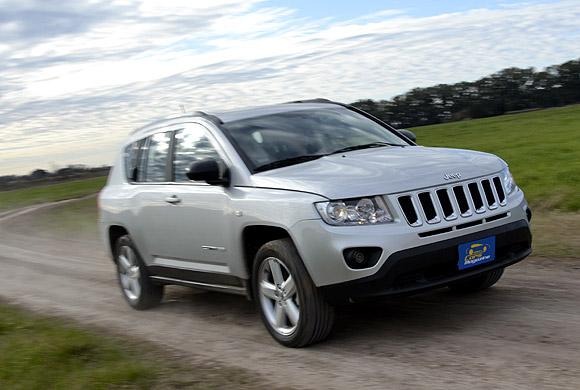Jeep Compass Prueba