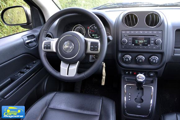 Jeep Compas Prueba
