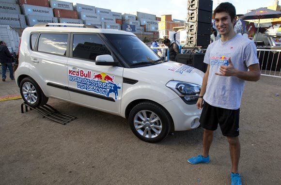 Kia Red Bull