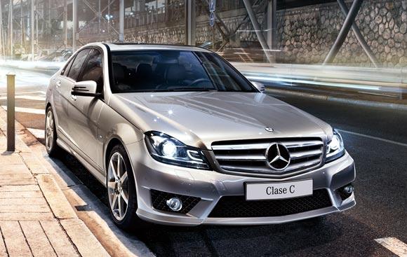Mercedes Clase C City