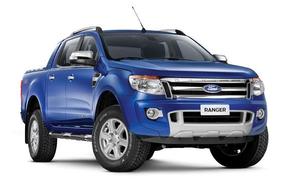 Nueva Ford Ranger Accesorios