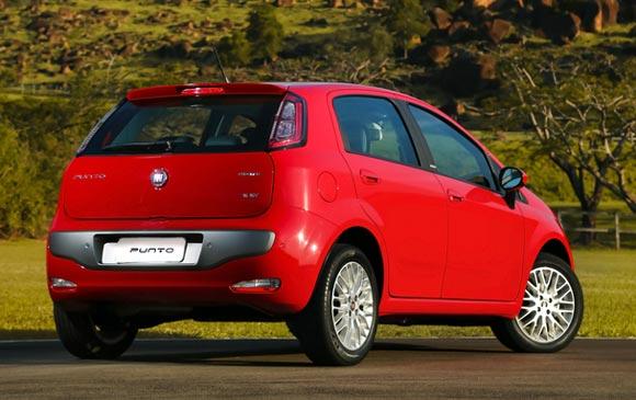 Nuevo Fiat Punto 2013
