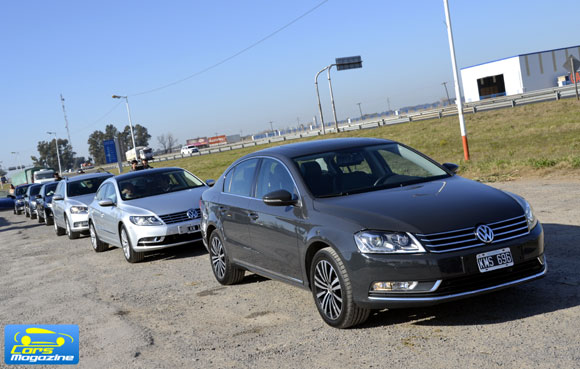 Passat Exclusive Tour