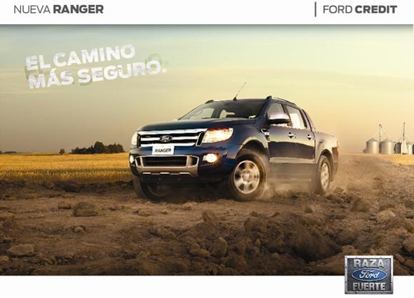 Ranger Ford Credit