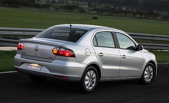 VW Voyage 2013