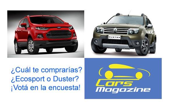 Ecosport vs. Duster