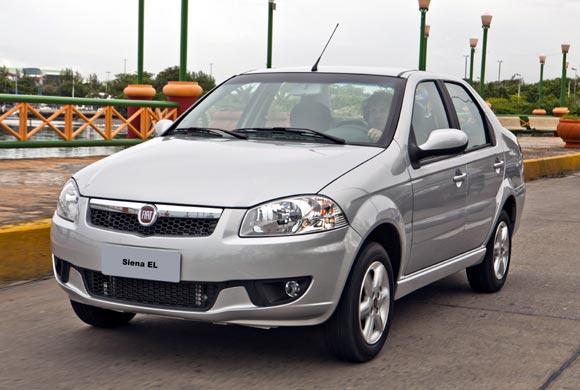 Nuevo Fiat Siena EL