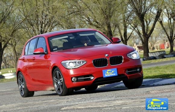 Prueba BMW Serie 1