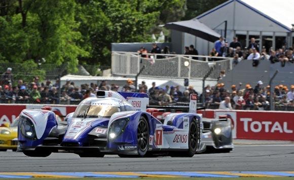 TOTAL Toyota Racing