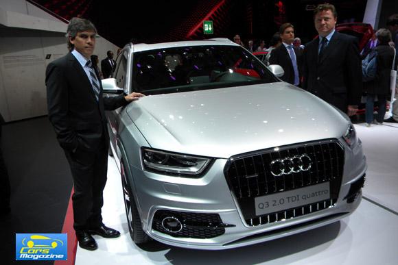Audi Q3 Argentina