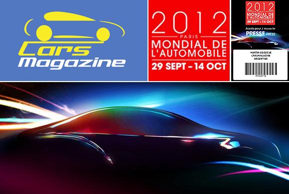 Paris Motor Show 2012 CarsMagazine