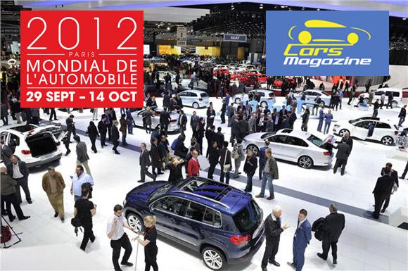 Paris Motor Show Online