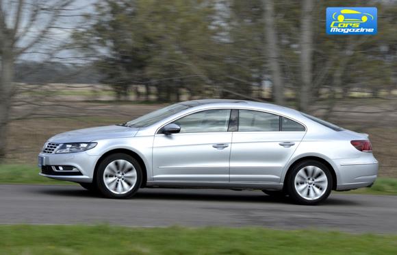 Volkswagen CC Prueba