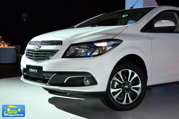 Chevrolet Onix Argentina