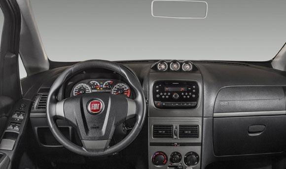 El fiat idea se renov por dentro desde for Fiat idea 2013 precio argentina