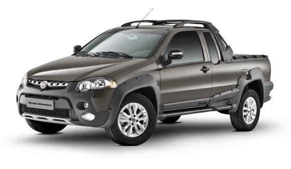 Nueva gama de fiat strada versiones y precios en argentina for Fiat adventure precio