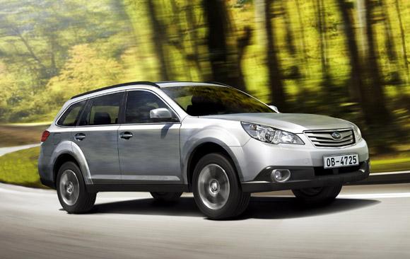 Subaru All New Outback