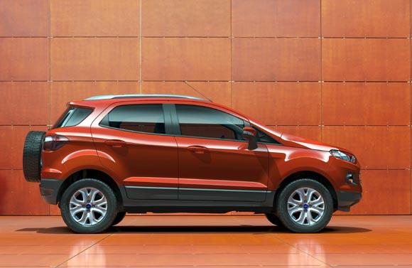 Pre Venta Nueva Ford Ecosport