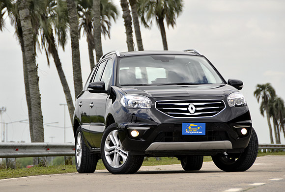 Prueba Renault Koleos