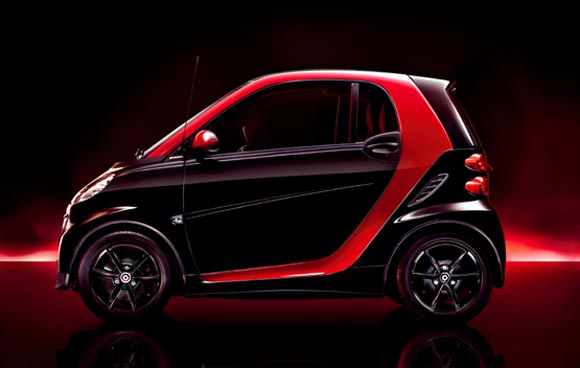 smart sharpred limited edition